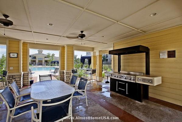 Furnished Apartments Tulsa OK At 9303 East