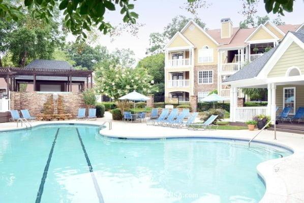 Furnished Apartments Alpharetta, GA At 9700 Medlock